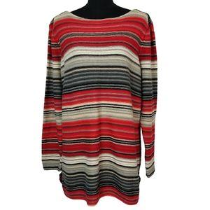Lauren Ralph Lauren 2x plus size knit sweater